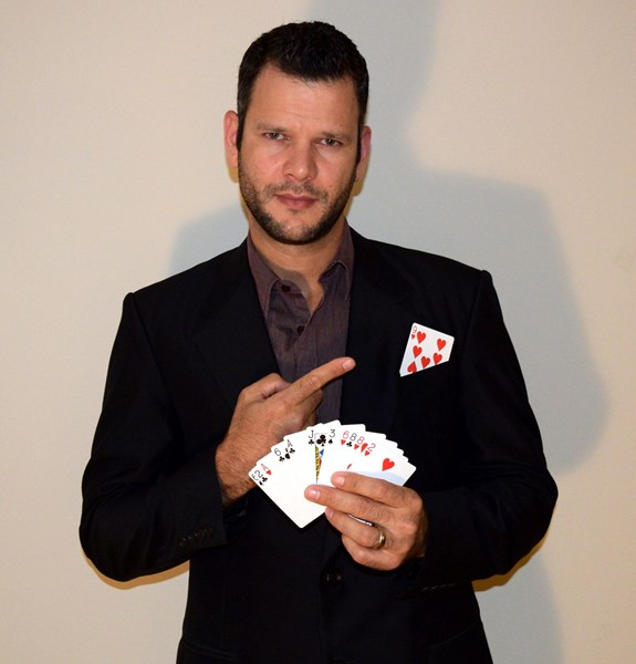 Alan Q, Magician - Magician - Mississauga, ON