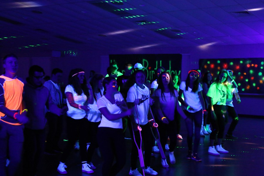 Ask us about our Glow Party Package