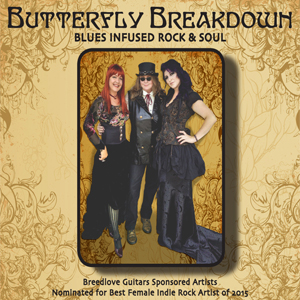 Butterfly Breakdown  - Americana Band - Portland, OR