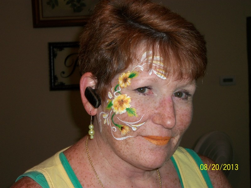 Fancy Faces in Texas Face Painting - Face Painter - Azle, TX
