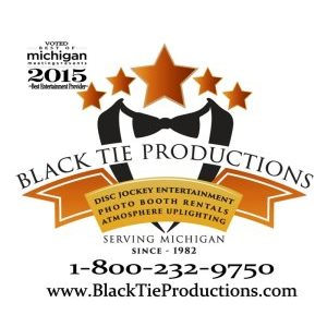 Black Tie Productions DJ, Photo Booth & Uplighting - Mobile DJ - Flint, MI