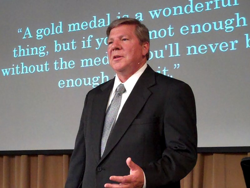 Ronald J. Robb - Motivational Speaker - Saint Joseph, MI