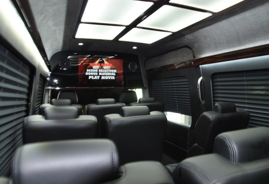 DreamRide Luxury Transportation Sprinters & Limos - Party Bus - Fort Lauderdale, FL