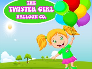 The Twister Girl Balloon Co. - Costumed Character - Toledo, OH