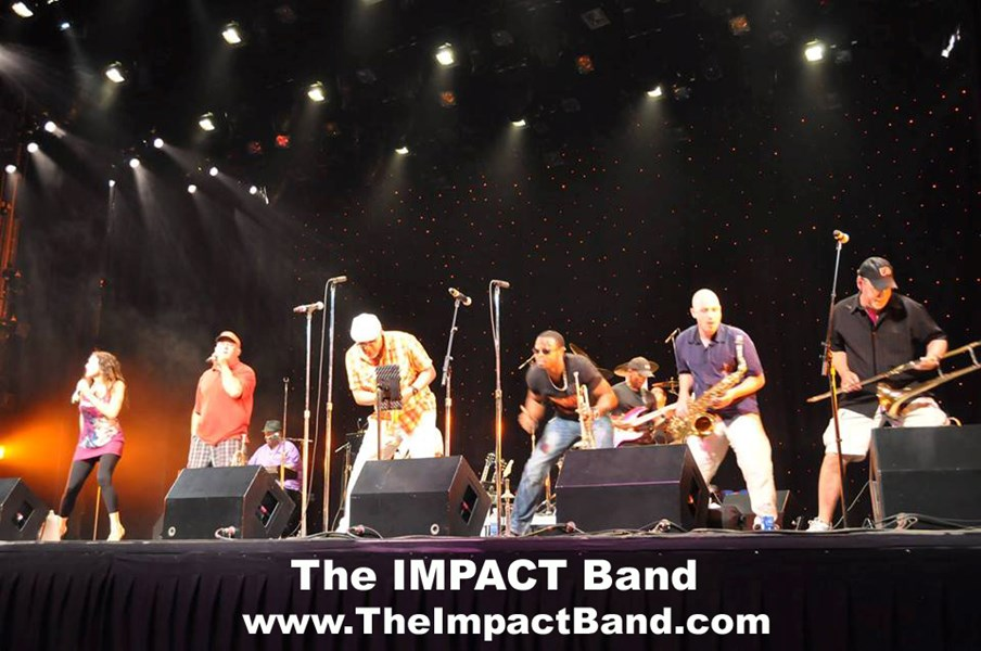 The IMPACT Band - Funk Band - Harrisburg, PA