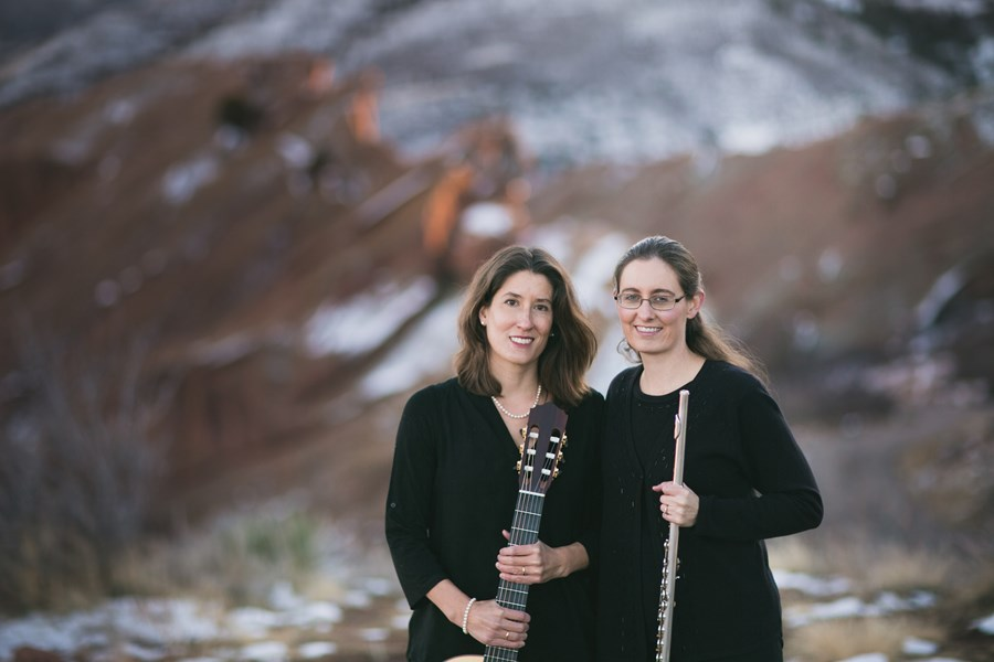 Colorado Lark Flute & Guitar Duo - Chamber Music Duo - Wheat Ridge, CO