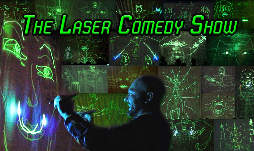 The Laser Comedy Show - Comedian - Chicago, IL
