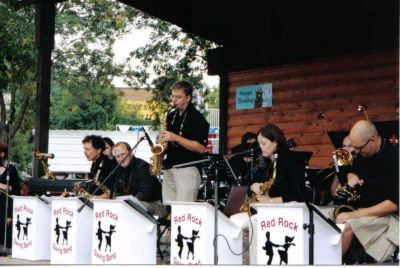 Red Rock Swing Band | Woodbury, MN | Big Band | Photo #7
