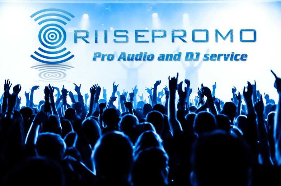 Riise Promo Pro Audio and DJ Services - Event DJ - Virginia Beach, VA
