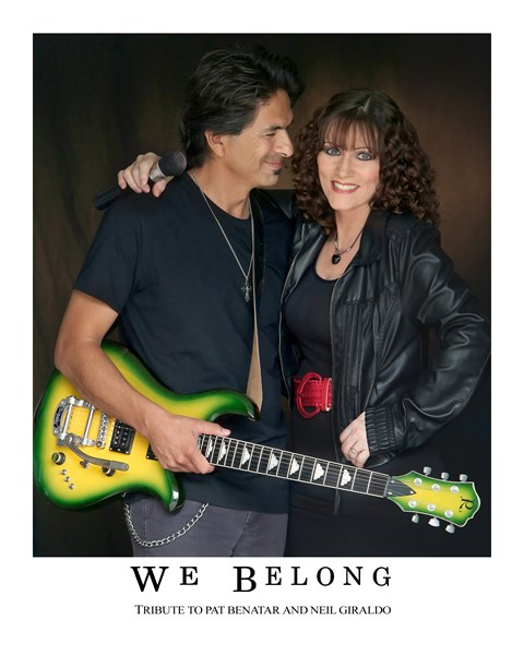 We Belong - Pat Benatar Tribute Band - Temecula, CA