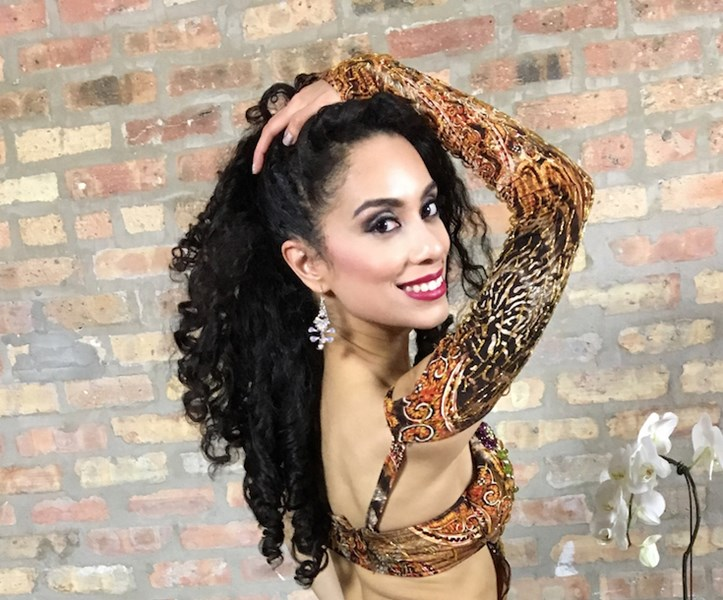 Christina Mariae - Belly Dancer - Chicago, IL