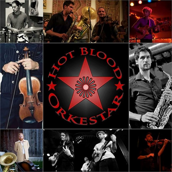 Hot Blood Orkestar - Gypsy Band - San Francisco, CA