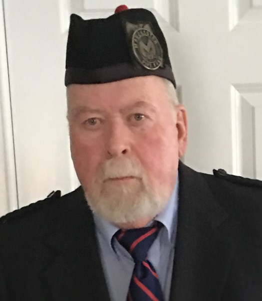 Jim Davidson - Piper - Bagpiper - Thomaston, CT