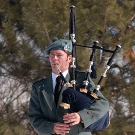 Denver, CO Celtic Bagpiper | Bagpiper - Scott Beach - 24 Years Exp.
