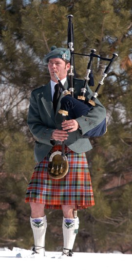 Bagpiper - Scott Beach - 24 Years Exp. - Celtic Bagpiper - Denver, CO