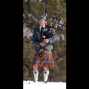 Colorado Springs Percussionist | Bagpiper - Scott Beach - 24 Years Exp.