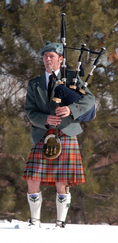 Bagpiper - Scott Beach - 24 Years Exp. | Denver, CO | Celtic Bagpipes | Photo #1