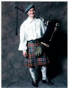 Bagpiper - Scott Beach - 24 Years Exp. | Denver, CO | Celtic Bagpipes | Photo #4