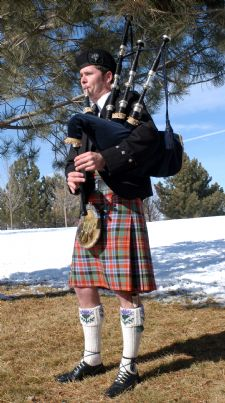 Bagpiper - Scott Beach - 24 Years Exp. | Denver, CO | Celtic Bagpipes | Photo #10