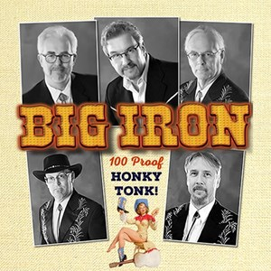 Fair Oaks, CA Country Band | Big Iron