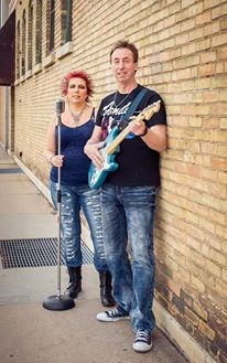 Double Trouble duo band variety country rock - Classic Rock Band - Appleton, WI