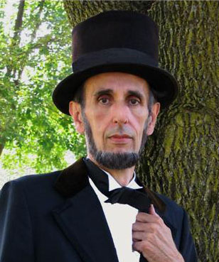Lance V. Mack presents Abraham Lincoln - Celebrity Speaker - Marion, IA
