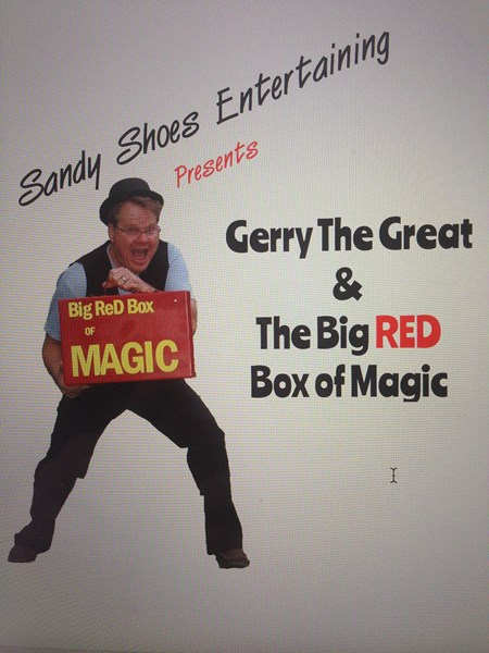 Gerry The great - Comedy Magician - Pawleys Island, SC