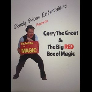 Pawleys Island, SC Comedy Magician | Gerry The great