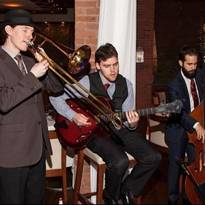 Hornbrook 40s Band | The James Zeller Trio