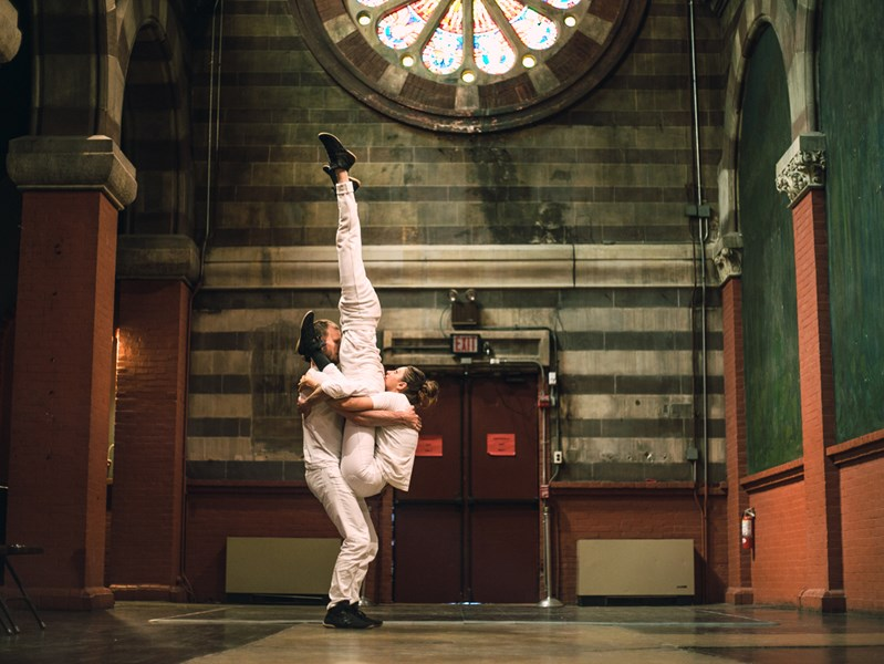 Almanac: Acrobats, Aerialists, and Acrobatic Dance - Acrobat - Philadelphia, PA