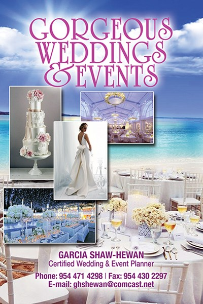 Gorgeous Weddings & Events - Event Planner - Hollywood, FL