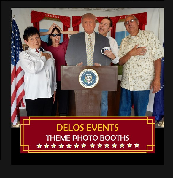 DELOS Events & Entertainment - Photo Booth - Orange, CA