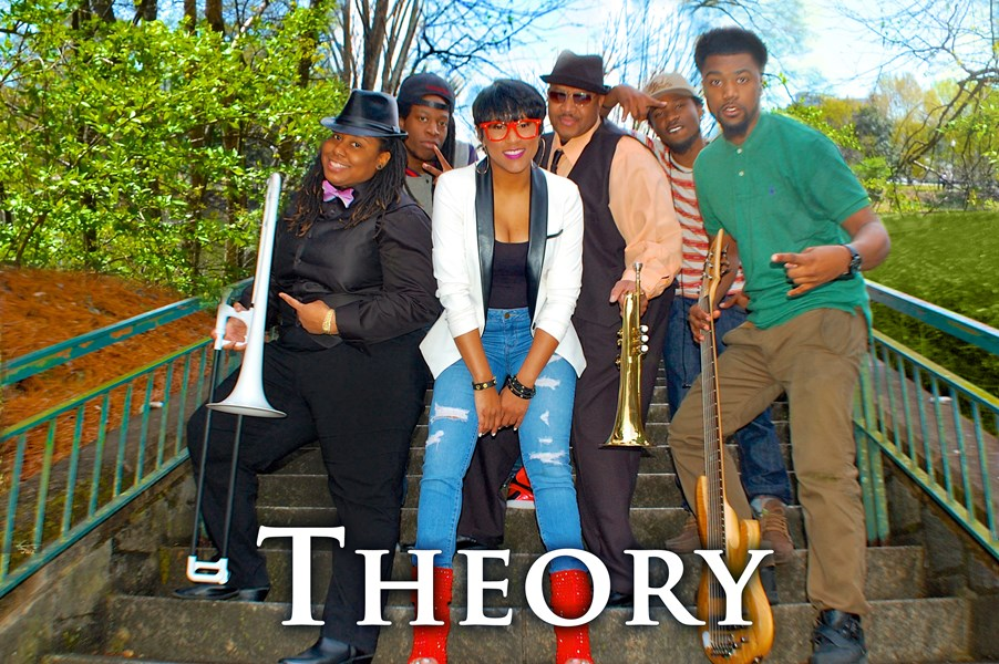Theory (ATL) - Top 40 Band - Atlanta, GA