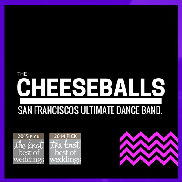 The Cheeseballs - Cover Band - San Francisco, CA