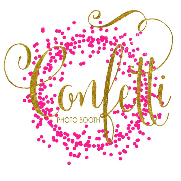 Confetti Photo Booth - Photographer - Montrose, PA