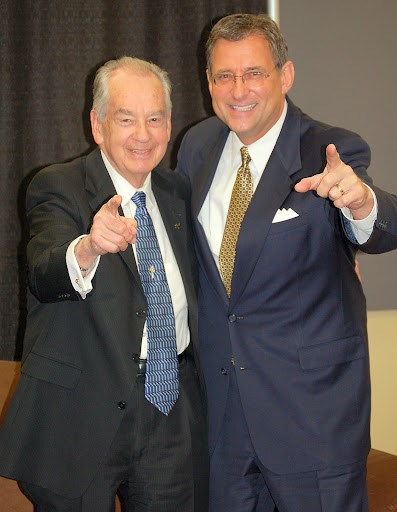 Zig Ziglar & Dan Together