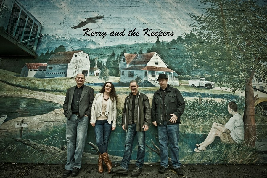 Kerry and the Keepers - Cover Band - Kirkland, WA