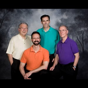 Cantrall A Cappella Group | Celebration Barbershop Quartet