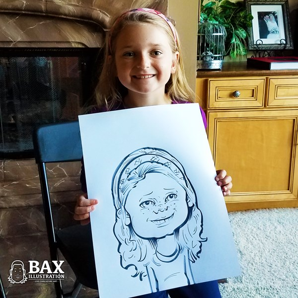 Bax Illustration - Caricaturist - Saint Charles, MO