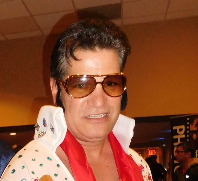 Elvismig60 - Elvis Impersonator - Neshanic Station, NJ