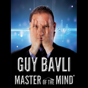 Guy Bavli - Master of the Mind - Corporate Speaker - Fort Lauderdale, FL