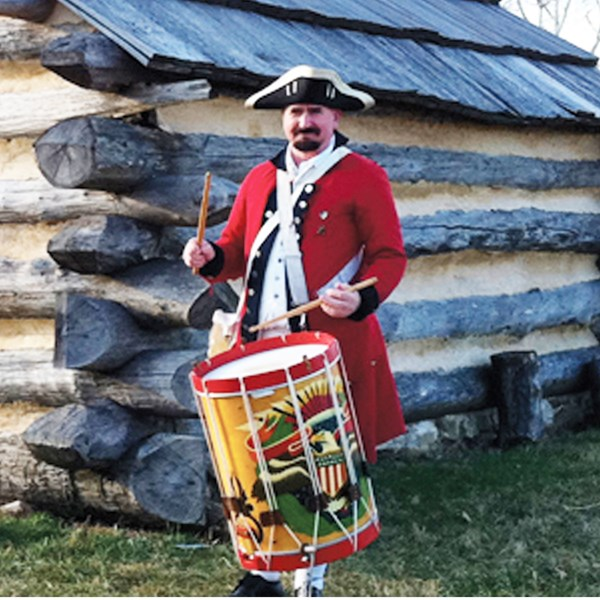 Mark Beecher - Drummer for Your Event - Marching Band - Broomall, PA