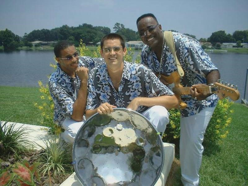 The Caribbean Crew Reggae & Steel Drum Band - Steel Drum Band - Orlando, FL