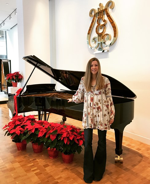 Kara Comparetto - Pianist - Concord, NH