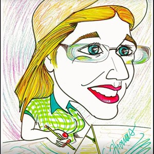 Salem, OR Caricaturist | PARTY CARICATURES-spitting image of your guests!