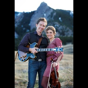 Ellis Acoustic Duo | Trading Post Duo (+DJ & MC)
