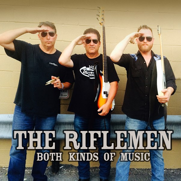 Amos Hopkins with The Riflemen - Country Band - Louisville, KY