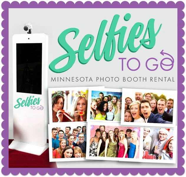 Selfies To Go Photo Booth - Photo Booth - Mankato, MN