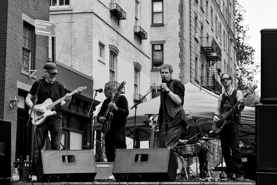 Lawrence Rush & Underground Harmony - Oldies Band - New York City, NY