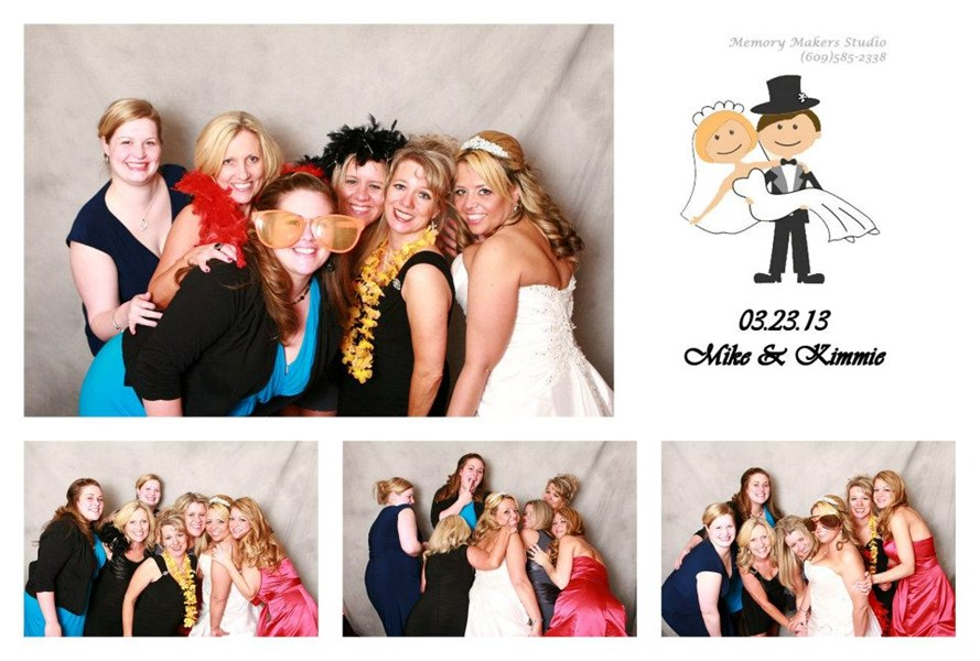 Memory Makers Studio Photobooth - Photographer - Hamilton, NJ